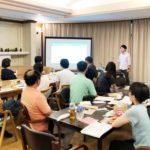 横浜市の特別養護老人ホームで高齢者のスキンケア、頻尿について勉強会を実施しました